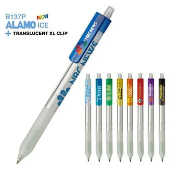 Alamo Ice Pen with Full Color XL Clips